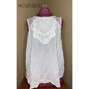 Maurices Lace Tank